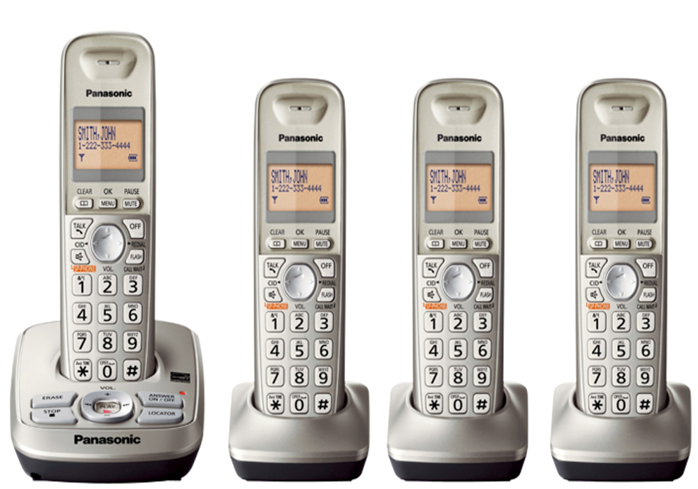 Cordless Home Phones & Answering Machines