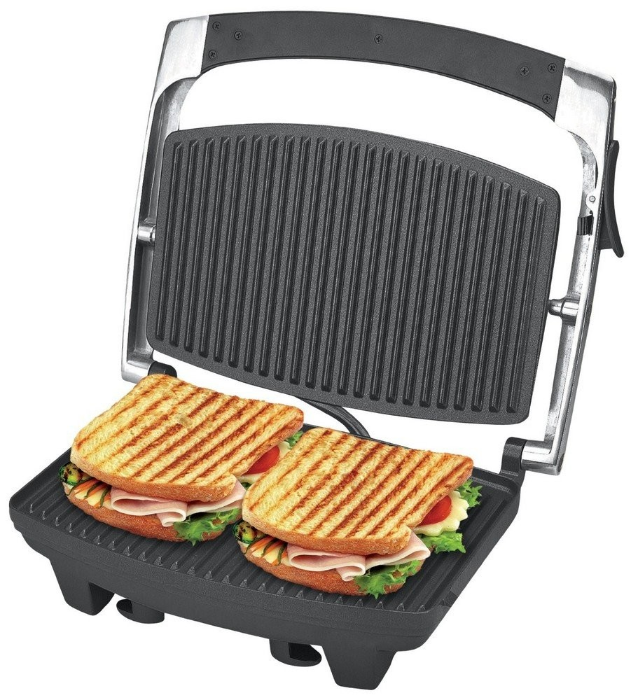 Alpina SF 6022 220 Volt Panini Press Sandwich Maker