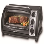 Black & Decker CTO500 220V/240V Toaster Oven with Grill Function