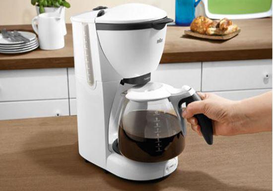 Braun KF520 220 Volt 10-Cup Coffee Maker