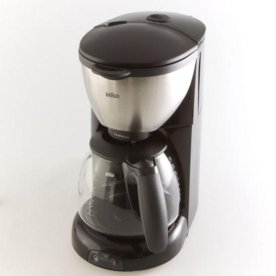 Braun Coffee Maker 110 Volt : Braun KF570 220 Volt 10-Cup Coffee Maker
