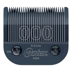 Oster Detachable Clipper Blade 76918-626 #000 For Models Titan 76, 10, 1