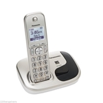 Panasonic Dual Voltage 110-220 Volt KX-TGD210 Cordless Phone For Worldwide Use