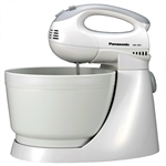 Panasonic 220 Volt Hand Mixer W/ Bowl 220V 240V for Overseas Countries NON-US
