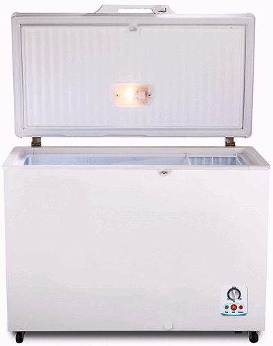frigidaire ffcj44ggawr chest freezer 220v 220 volts voltage
