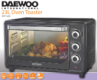 Daewoo 220 Volt Large 30L Toaster Oven DOT1665 Daewoo DOT1665, 220-240V, 220-240 VOLT, TOASTER OVEN FOR EXPORT, OVEN FOR EXPORT, TOASTER FOR EXPORT, TOASTER FOR OVERSEAS, TOASTER OVEN FOR OVERSEAS, INTERNATIONAL TOASTER OVEN