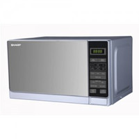 Sharp 220 240 Volt 25L Microwave Oven Grill 220V 50 Hz for Europe Asia