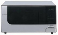 Sharp 220 Volt NEW 33L Microwave Oven R-397 - 220V European Model - NOT FOR USA