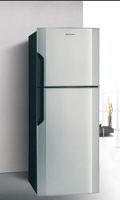 PANASONIC NR-BJ226S REFRIGERATOR FRIDGE FREEZER STYLISH MODERN SLEEK CHIC
