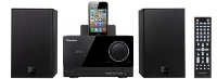 Pioneer Micro DVD CD System with iPod iPhone Dock 220 Volt Europe Asia Africa
