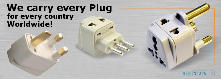 Find the Right Voltage Converters and Adapter Plugs