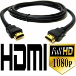 HDMI Cable NEW 6ft Long For PS4, XBOX ONE, Blu DVD Ray Players, TVs