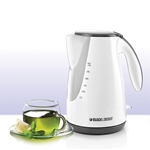 Black And Decker 1.8 Ltr 220V JC72 Electric Cordless Kettle 220 Volt for Europe