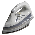 Black And Decker New 220 Volt Steam Dry Non-Stick Iron 220v Plug Cord X850