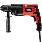 Black And Decker KD750KC Pneumatic Hammer Drill 220 240 Volt 50Hz 750W