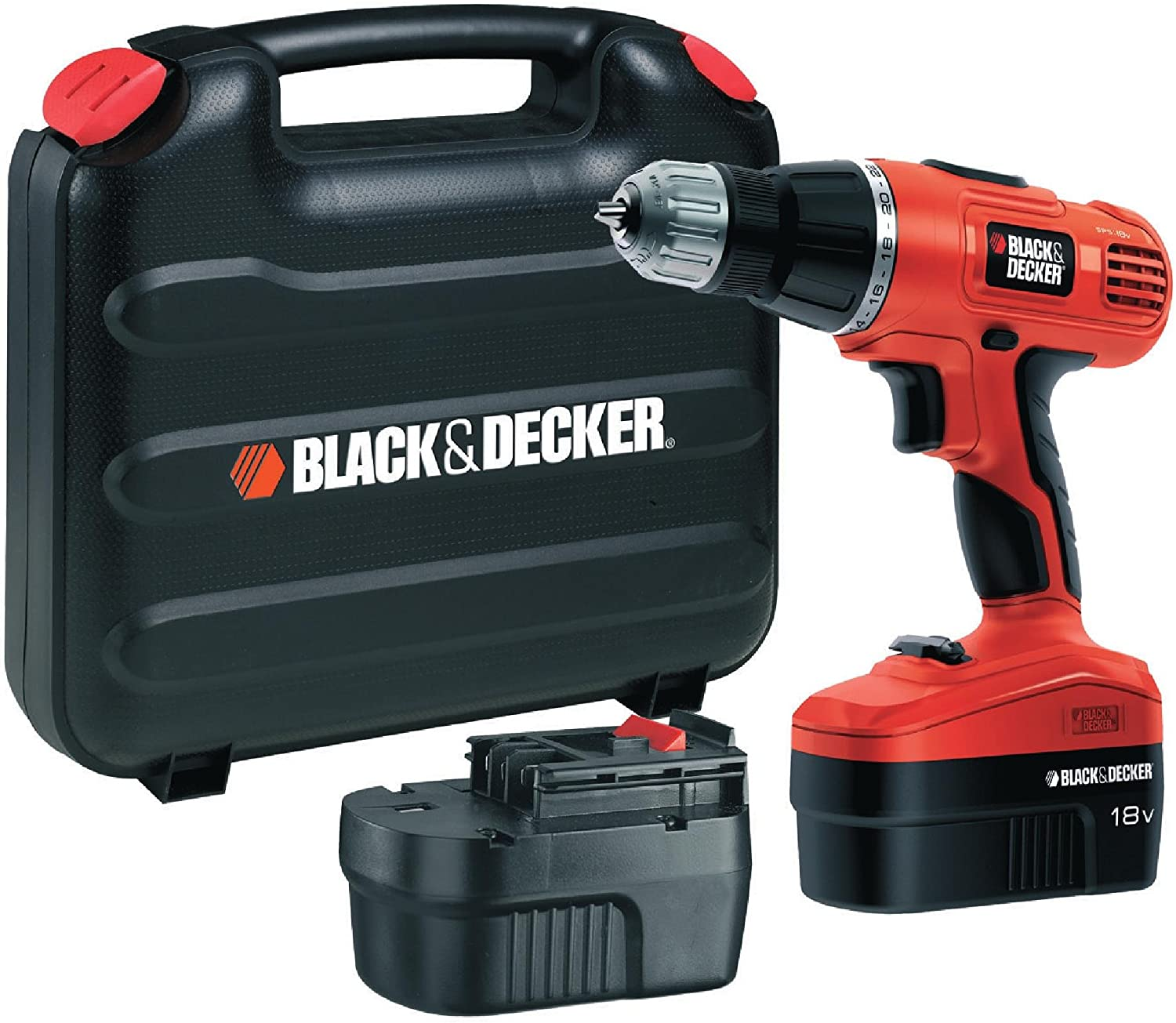 BLACK+DECKER 20-Volt MAX Lithium-Ion 3/8 in. Cordless ... |Cordless Power Tools Black And Decker