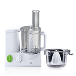 Braun FP3020 220 Volt Food Processor With 5 Attachments (NON-USA) for Europe