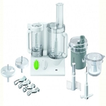 Braun FX3030 220 Volt Food Processor With Attachments (NON-USA) for Europe Asia