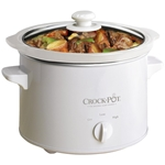 Crockpot 2.4L Slow Cooker 220 Volt (NON-USA MODEL) 220v Europe Asia