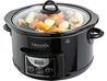 Crockpot 4.7L Slow Cooker 220 Volt (NON-USA MODEL) 220v Europe Asia