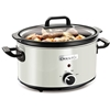 Original Crockpot 3.5L Slow Cooker (NON-USA MODEL) 220v for Europe, Asia, Africa