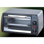Frigidaire FD6125 220 Volt 9-Liter Toaster Oven FRIGIDAIRE FD6125, FD6125, 220-240V, 220-240 VOLT, TOASTER OVEN FOR EXPORT, OVEN FOR EXPORT, TOASTER FOR EXPORT, TOASTER FOR OVERSEAS, TOASTER OVEN FOR OVERSEAS, INTERNATIONAL TOASTER OVEN