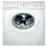 FRIGIDAIRE WLCD07FGMW3 7KG White Front Load Washer 220 Volts 60 Hertz