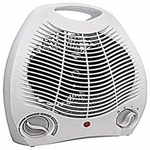 JL NIVA FH-03 220 Volt Fan Heater 2000W 220v-240v space heater