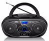 JVC RD-N327 Bluetooth Portable Radio and CD Player With USB and AUX Port 100-240 Volt WORLDWIDE USE
