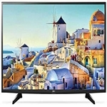 "LG 43LJ500 43"" Full HD 1080p PAL NTSC Multi-System LED TV 110 220V 2 HDMI and USB"