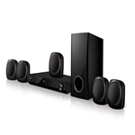 LG LHD427 Bluetooth Multi Region 5.1-Channel DVD Home Theater System 110/240V Worldwide Use