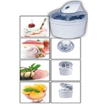 MultiStar NEW 220 Volt 1.4L Ice Cream Maker 220V Power Cord Europe Asia UK