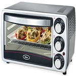 Oster NEW 220 Volt 4-Slice Toaster Oven (NOT FOR USA) for Asia Europe Africa