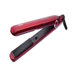"Oster Salon Pro 1"" Dual Voltage Ceramic Flat Iron 110/220 Volt for WORLDWIDE USE"