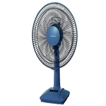 "Panasonic 16"" 220 Volt Desk Fan (NON-USA) 220V 240V Europe Africa Asia UK"
