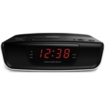 Philips NEW Dual Voltage Alarm Clock Radio for Worldwide Use 110/220v