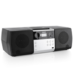 Philips MCM1006 Micro Music System USB Input Play FM MP3-CD CD CD-RW 110/220V