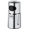 Revel Chrome Wet Dry Coffee Spice Grinder Makes great chutney! 110 Volt