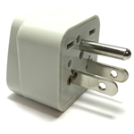 SS-417 Universal to American Grounded Plug Adapter USA plug adapter,US adapter plug,adaptor,SS-417,plug socket,universal plug,adapters,US,USA,America,europe,asia,africa,india,uk,universal adapters,220 plug,220v adapter,220 volt adapter,220 adaptor