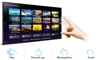 "Samsung 48"" Smart TV PAL NTSC Multi System WiFi LED TV Worldwide 110 220 Volt HD"