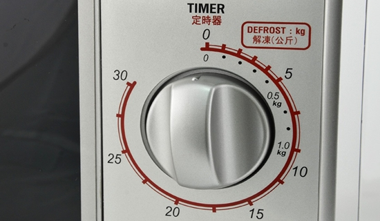 Sharp New 22l Microwave Oven Manual Rotary Dial 220 240 Volt Europe Asia Africa