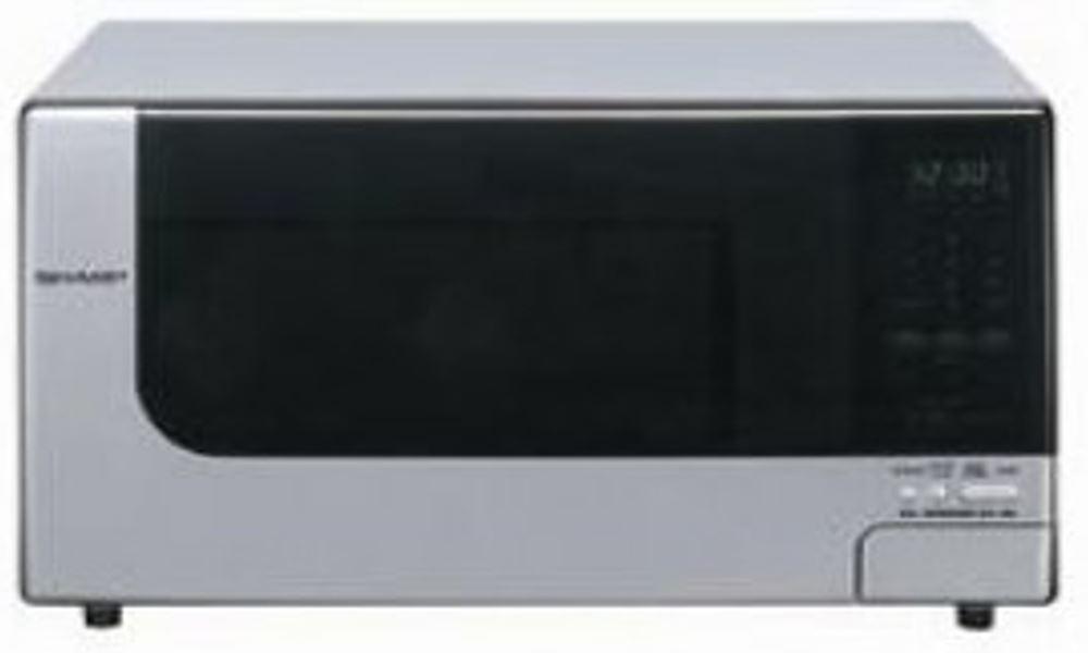 Sharp 220 Volt New 33l Microwave Oven R 397 220v European Model Not