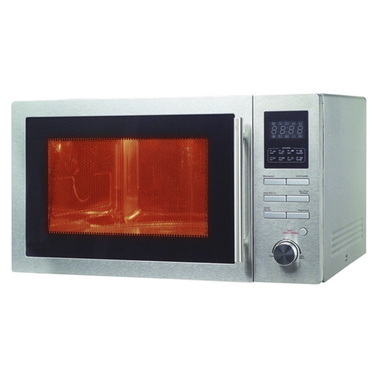 Compare Grill And Convection Microwave Oven: Sharp R-84AO 220 Volt 25L Convection Microwave Oven With Grill