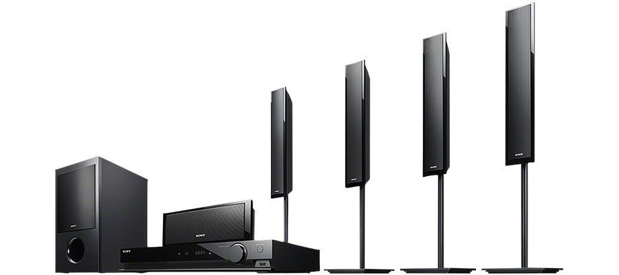 Sony DAV-TZ715 5 1 DVD Home Theater
