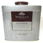 Yardley London Perfumed Talc Arthur Talcum Powder For Men 8.8 Oz (250 G)