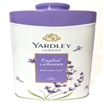 Yardley London Perfumed Talc English Lavender Talcum Powder 8.8 Oz (250 G)
