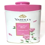 Yardley London Perfumed Talc English Rose Talcum Powder 8.8 Oz (250 G)