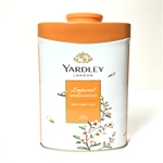 Yardley London Perfumed Talc Imperial Sandalwood Talcum Powder 8.8 Oz 250 G