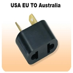 SS406 Australian Style Plug Adapter Also for China Argentina