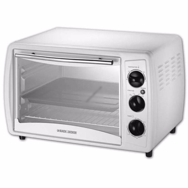 Black And Decker Large Size 220 Volt TRO50 28-Liter 220V Toaster Oven